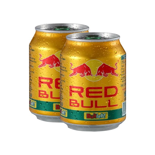 Red Bull Gold Can 250ml (24 Cans Per Carton) Weight Per Carton: 6.5kg