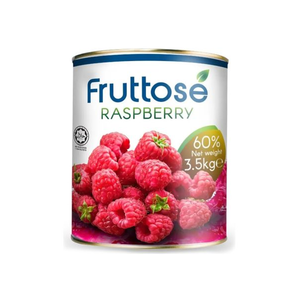 Fruttose-Raspberry Pie Filling & Topping 595gm